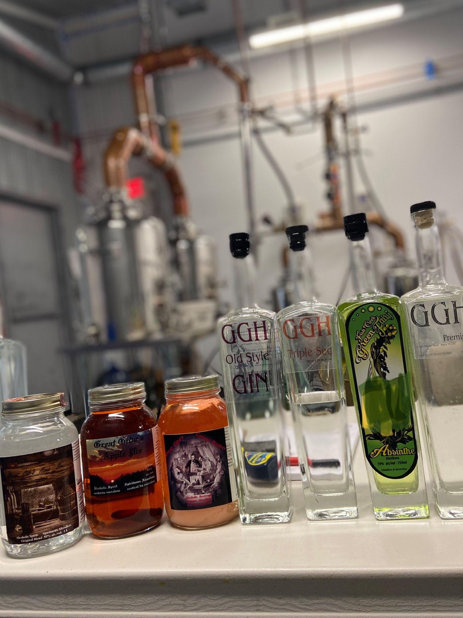 Great Gido's Homebrew Product Line