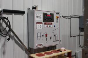 Automated Grain Crusher