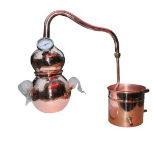 Mini Home Distillers Copper Pot Still - 10 Liter